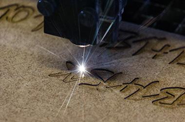 Laserdruck aus Buchholz
